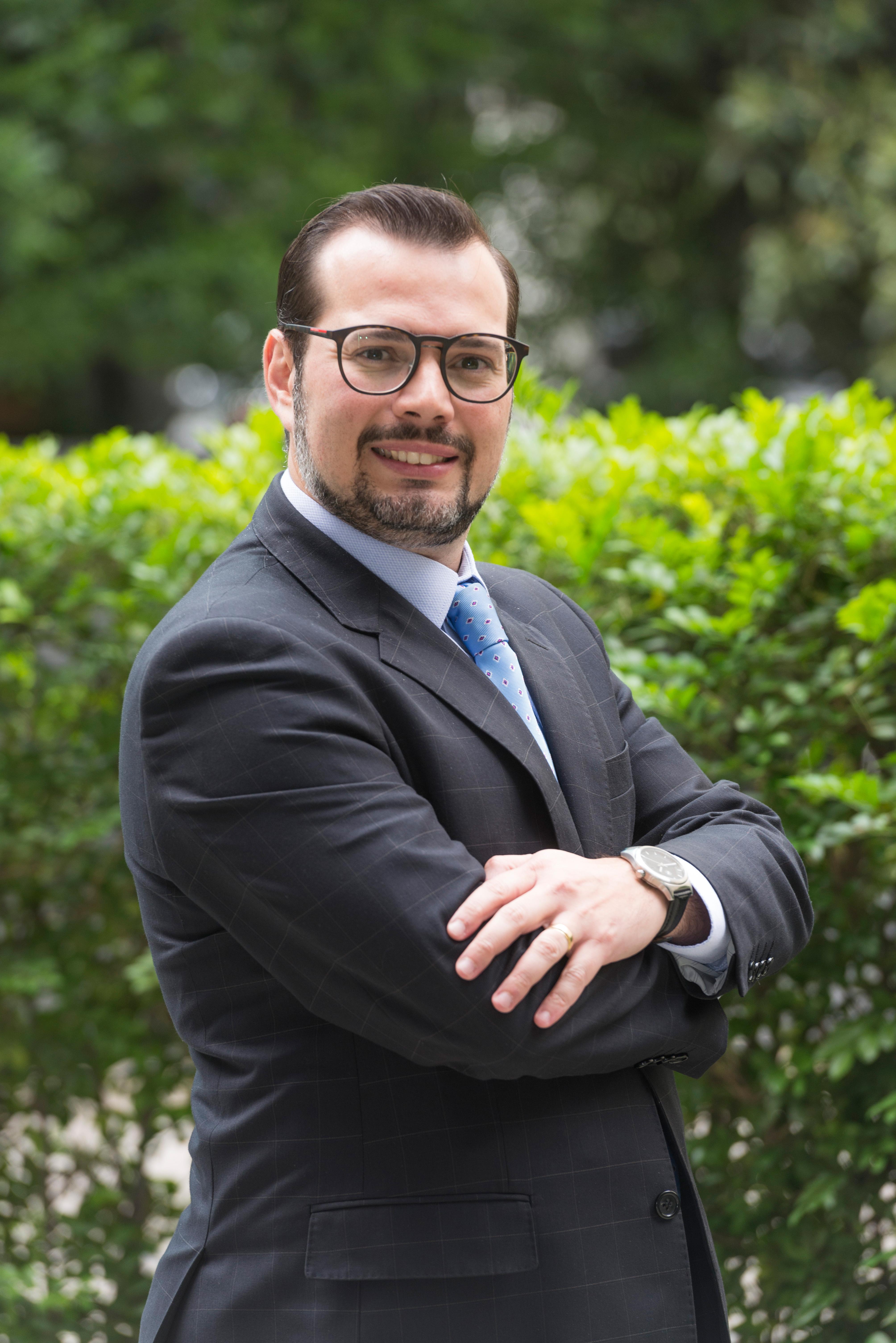 President's Blog | Welcome our New President Carlos RV Silva Filho