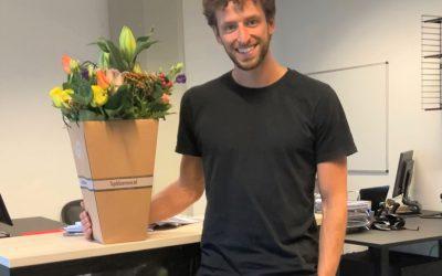 ISWA Welcomes Max Narinx